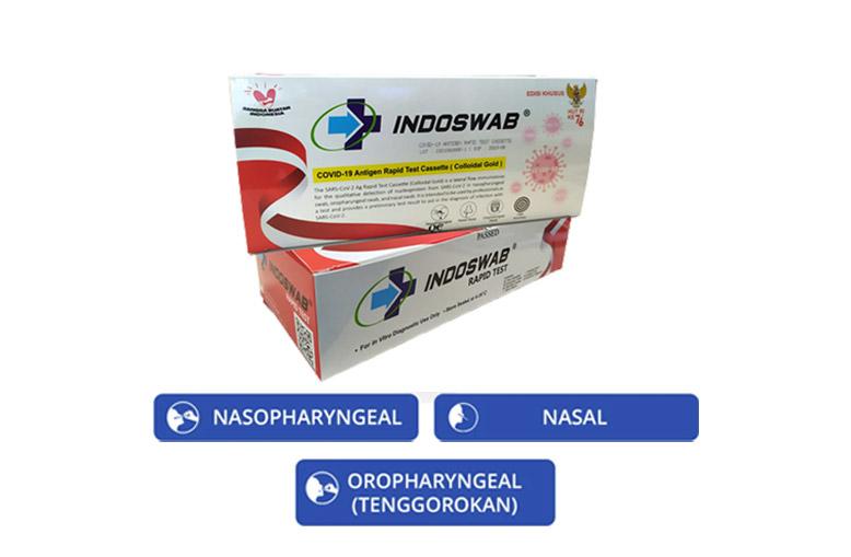 Indoswab Swab Antigen